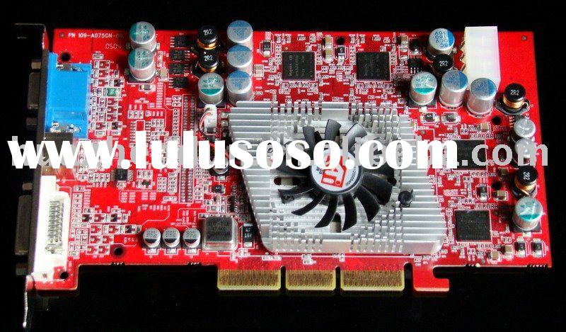 ATI Radeon 9800 Pro 128m for Apple MAC(G4 G5) & PC Graphic Video Card