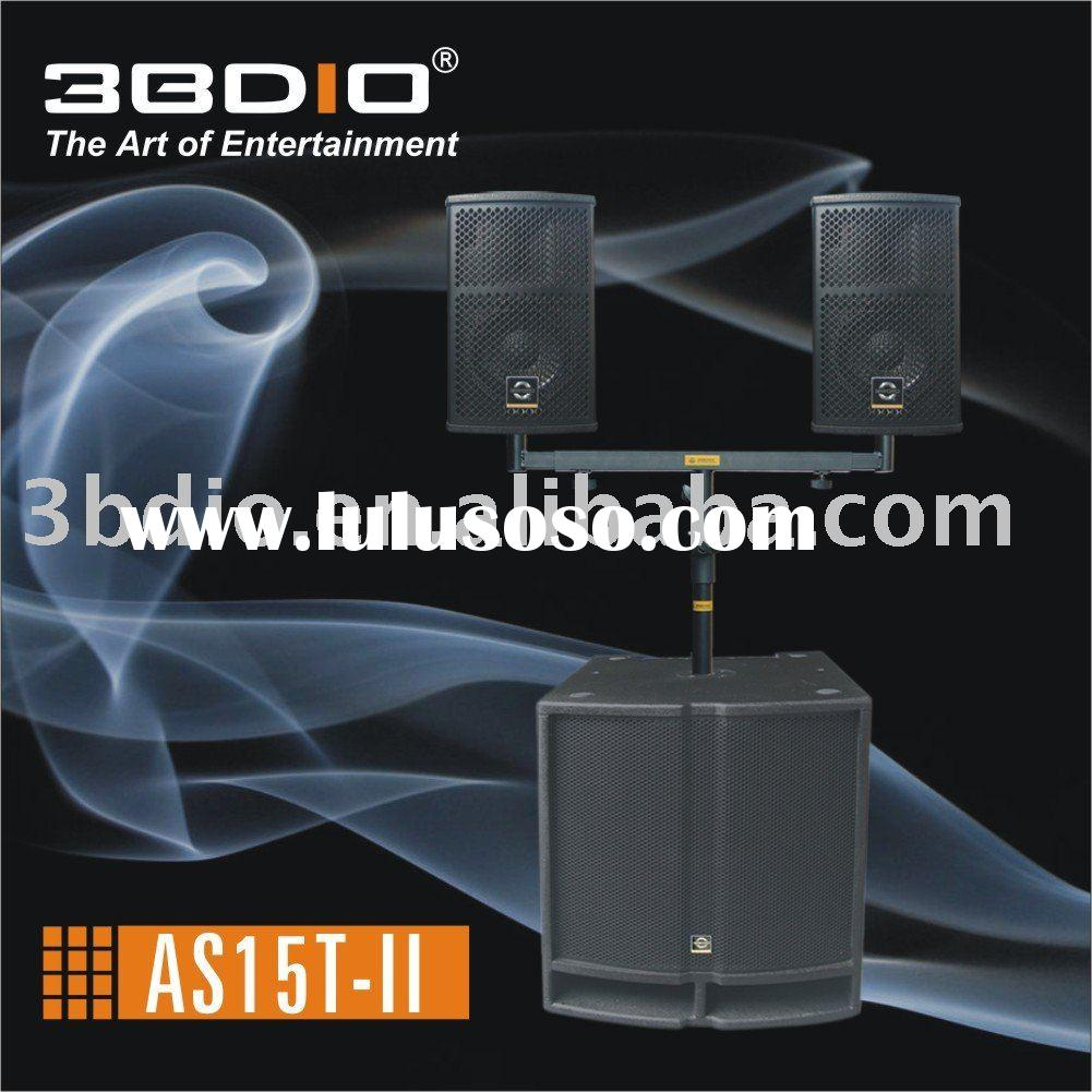 Active Speakers/Pro audio/PA speaker/Active Subwoofer