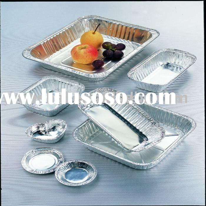 Aluminum Foil Food Container Production Line (TIANHAI BRAND) HOT SALE