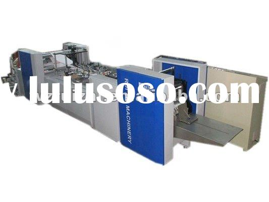 Automatic KFC Paper Bag Making Machine of RZJD 300