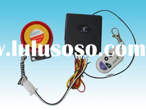 CE,ISO Remote Control Electric Car/Bicycle Alarm Systems SC-1