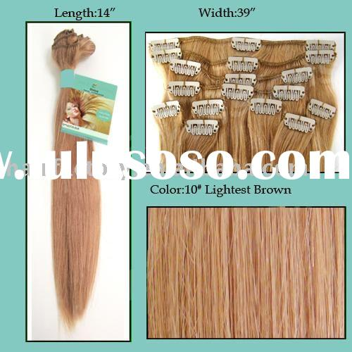 Clip in synthetic hair extension,hair extension,hair weave,hair weaving,Synthetic hair extension,Cli