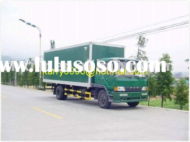 Container Truck Bodies, Van Truck Bodies, Refrigerated Truck Bodies, Insulated Truck Bodies, Dry Con