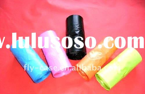D2W totally oxo biodegradable trash bag plastic bag garbage bag