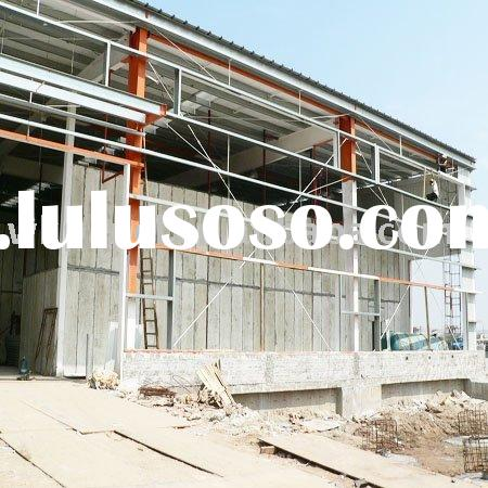 EPS Sandwich Panel Used in Exterior Wall