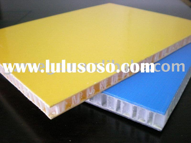 FRP Plastic Honeycomb Sandwich Panel