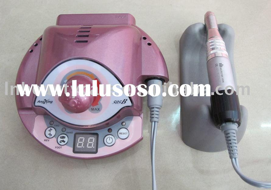 Fast shipping 110V-250V Professional Electric nail file drills & pedicure nail drill & nail