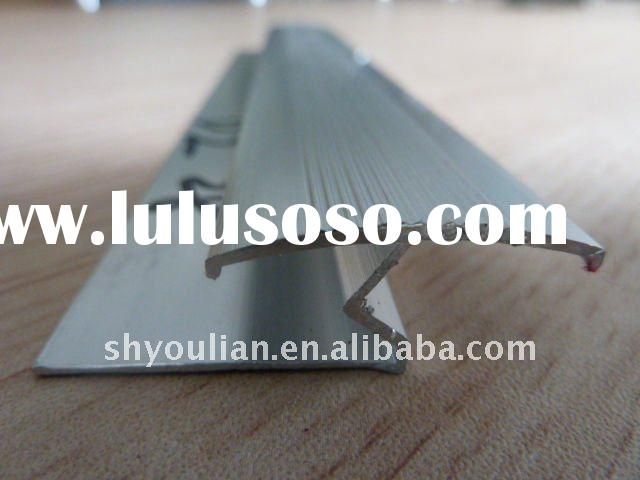 Floor Transition Strips Aluminum Carpet Connect Trim Profile Flooring Accessories