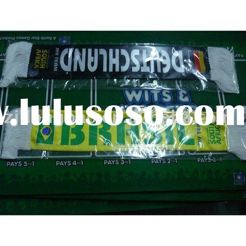 Football Fans Scarf,World Cup Related Items