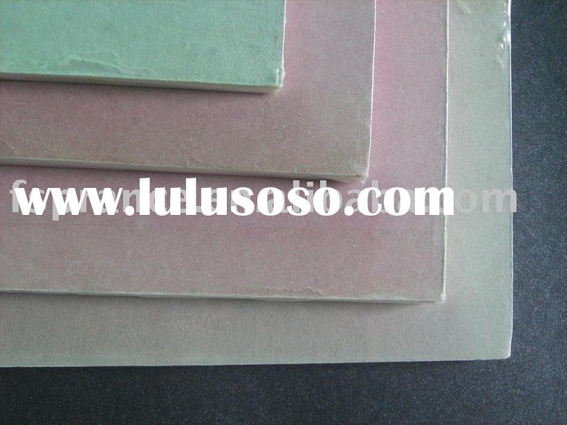 Gypsum board/Gypsum ceiling board/Paper faced gypsum board