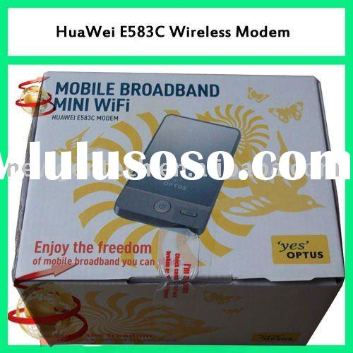 HOT! Total New HuaWei 3G pocket Router wifi E583C