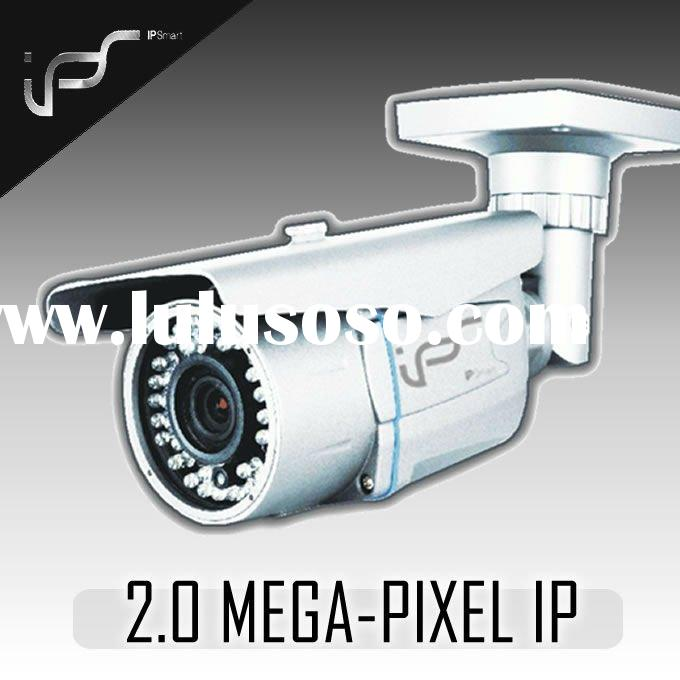 IPS H.264 Outdoor Day&Night Network 2MP IP Security Cam 2.0 Megapixel IP Camera Support PoE,ONVI