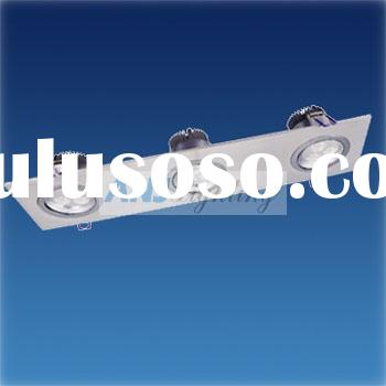 LED Downlight (3W High Power LED, DLC-9), LED Down Light, LED Ceiling Light, LED Recessed Light