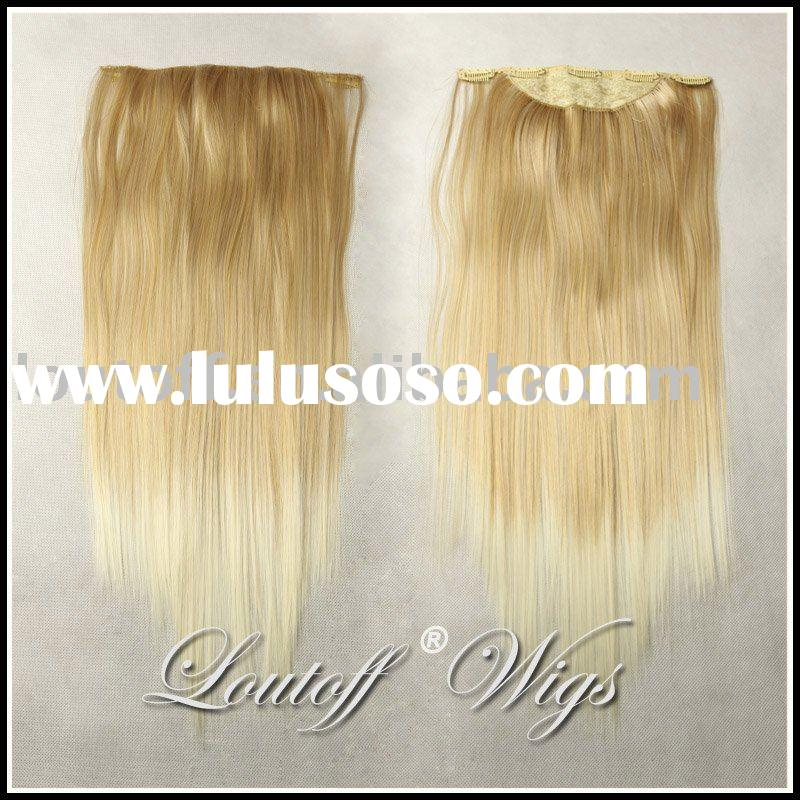 Loutoff synthetic hair pieces OLIVIA-24BT613