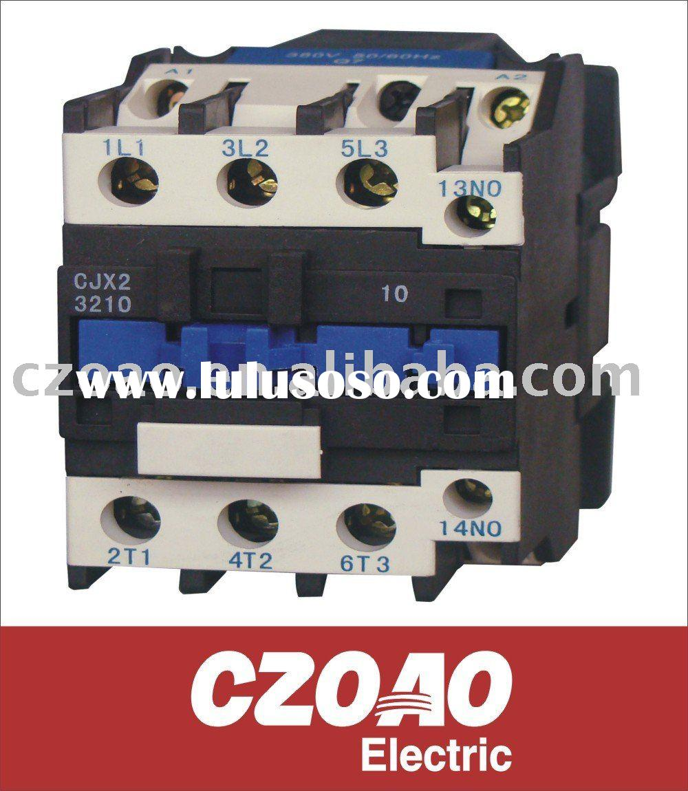 Magnetic Contactor Wiring Diagram  Magnetic Contactor