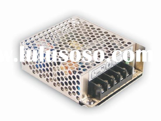 Meanwell 25W 15VDC UL/CB/CE AC/DC switching power supply/smps/psu,NES-25-15 Single output SMPS