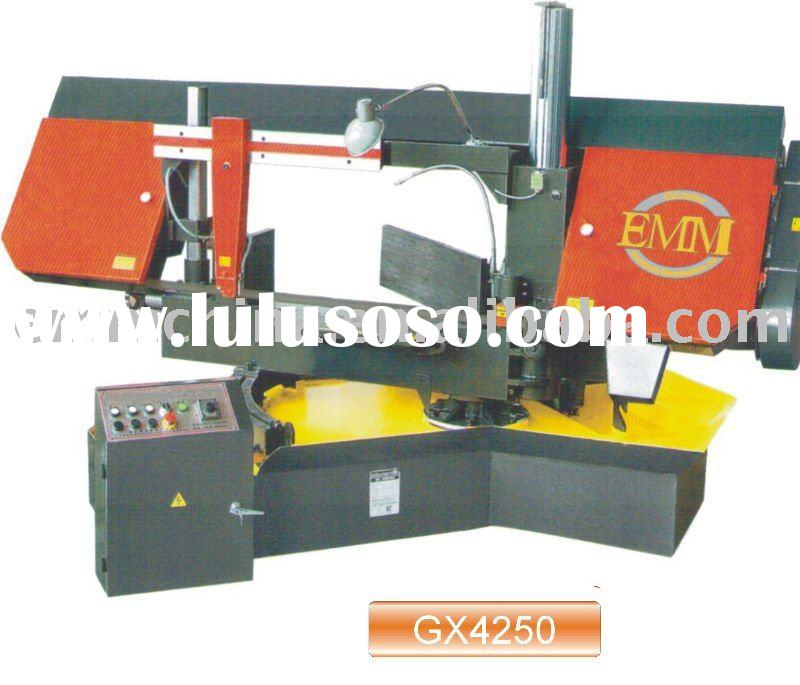 Metal cutting Machine (Rotating metal band saw machine )