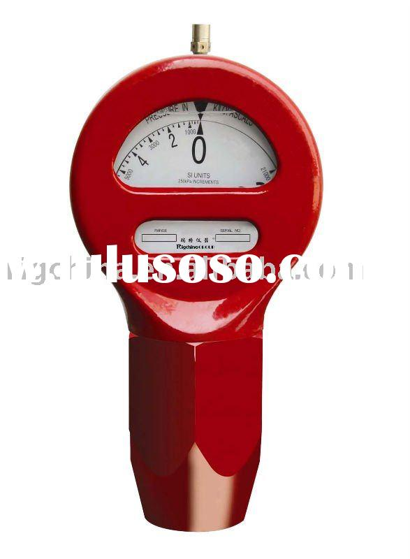 Mud Pump Pressure Gauge