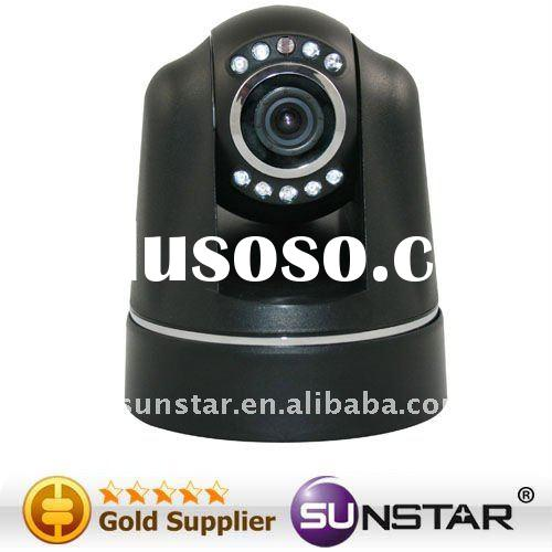 Outdoor cctv motion sensor Wireless P/T IP Network Camera with 8 to 12m IR Night Vision Range