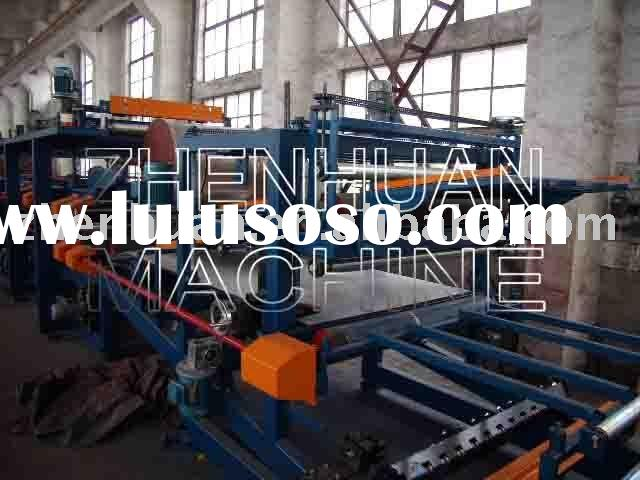 PU Sandwich Panel Production Line, EPS wall panel line, polyurethane sandwich panel production line