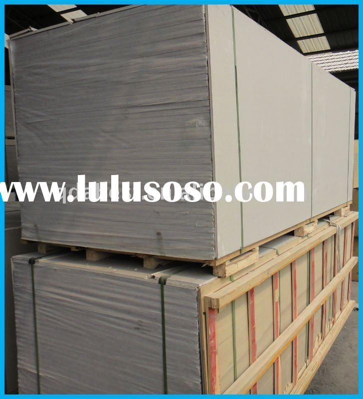 Paper faced Gypsum Board loading on pallets