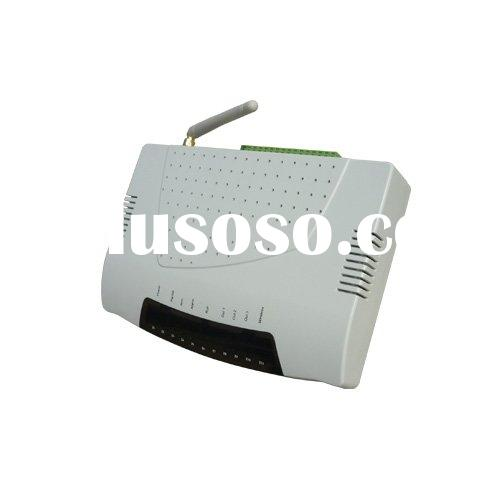 Professional GSM home alarm system with 3 relay outputs