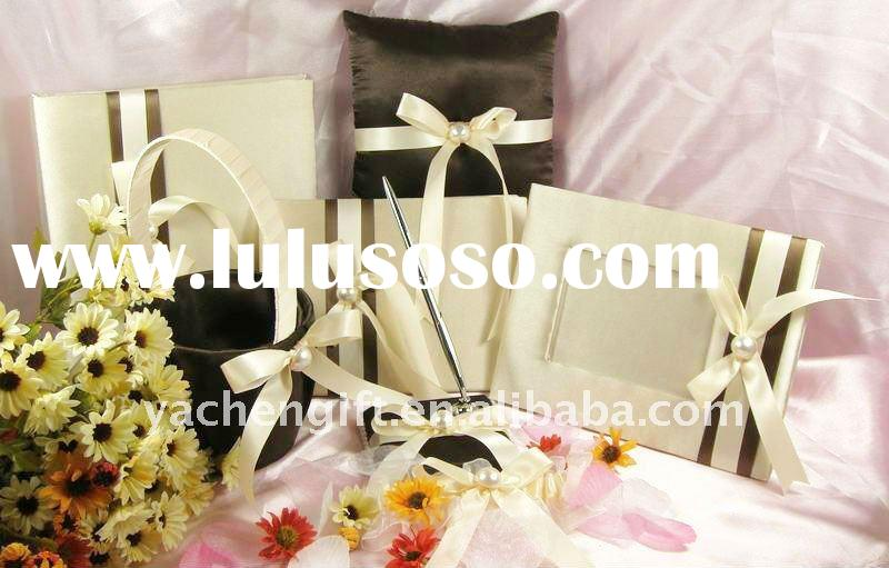 Professional company with 10-year experience on wedding decoration and accessory