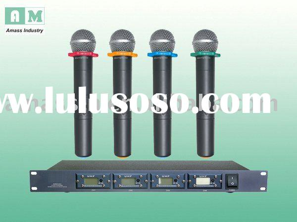 Professional wireless microphone for Conference (AU-04)