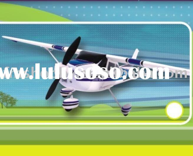 RC Aircraft Cessna 182 made of EPO material / hot sales