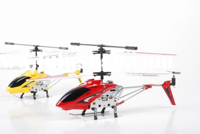 SYMA/S107 3 channel remote control helicopter with gyro, rc toys rc/F901143