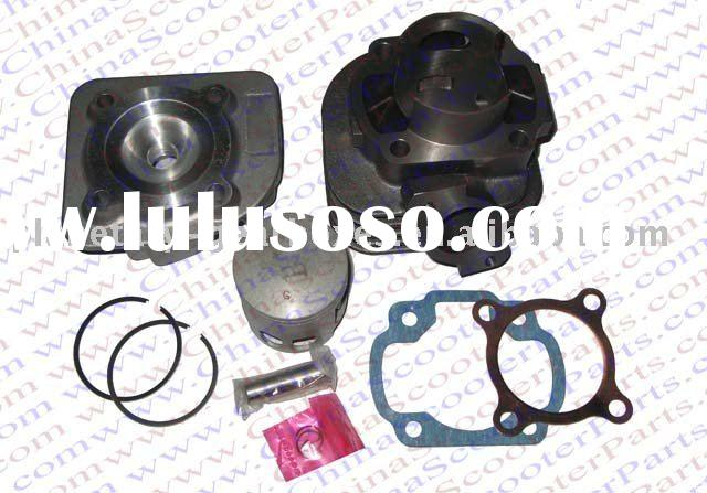 Scooter Performance Parts,Cylinder kit for 2 stroke 50CC scooter