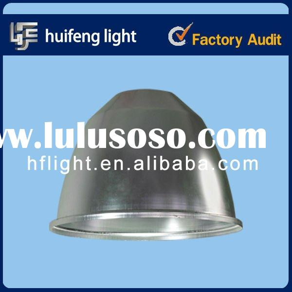 Shiny Aluminum Reflector for High Bay Lighting