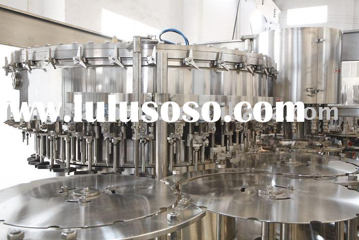 Soda Water Filling Machine/Soda Water Filling Production Line