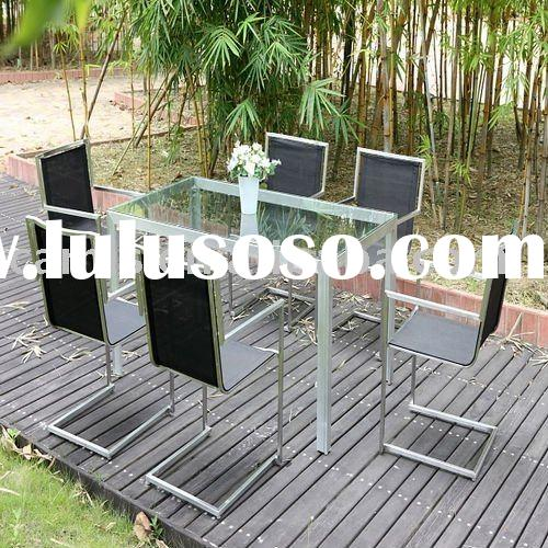 Stainless Steel Sling Outdoor Furniture