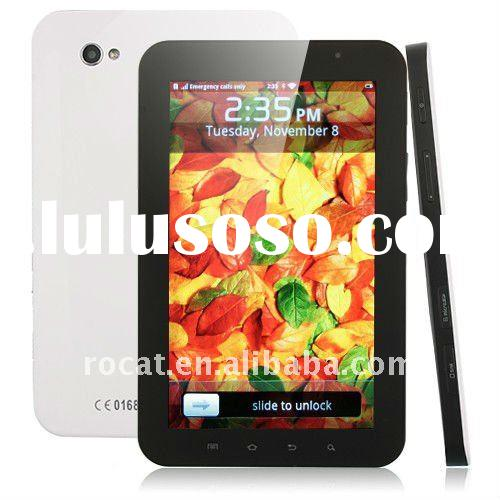 Tablet PC 7 Inch Android 2.3 3G/WCDMA Monster Cell Phone Dual Camera HD Screen Black