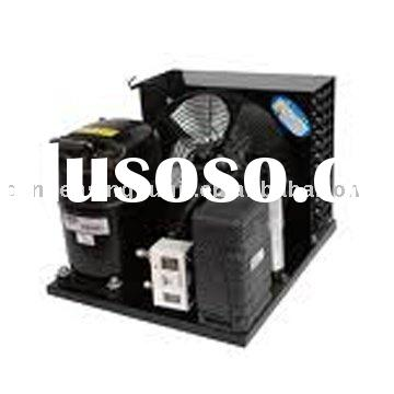 Tecumseh air cooled condensing unit for refrigeration system
