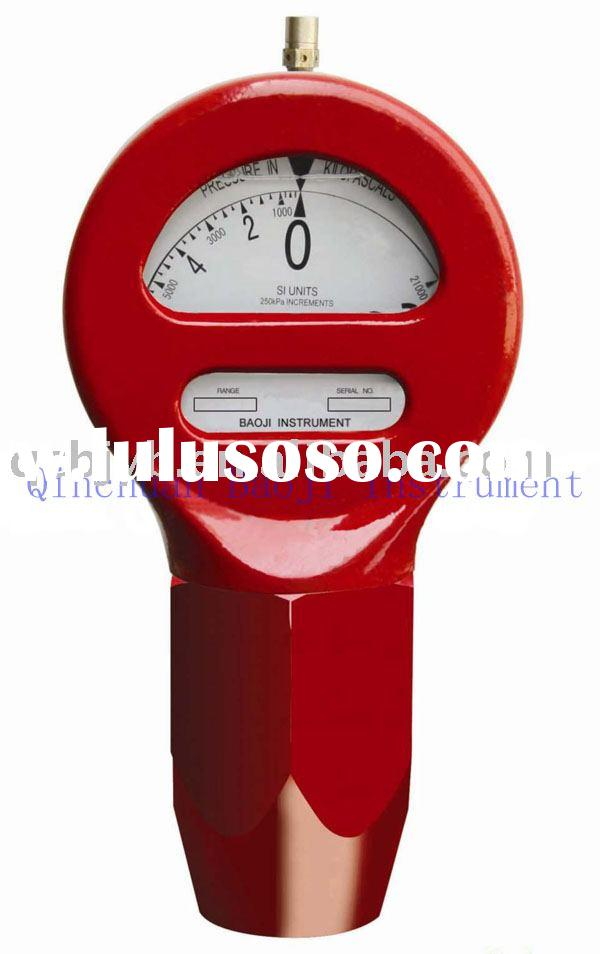 Type D Mud Pump Pressure Gauge