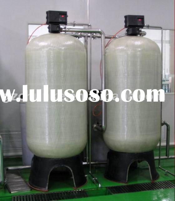 Water Softener Sand Filter Active Carbon Filter water treatment