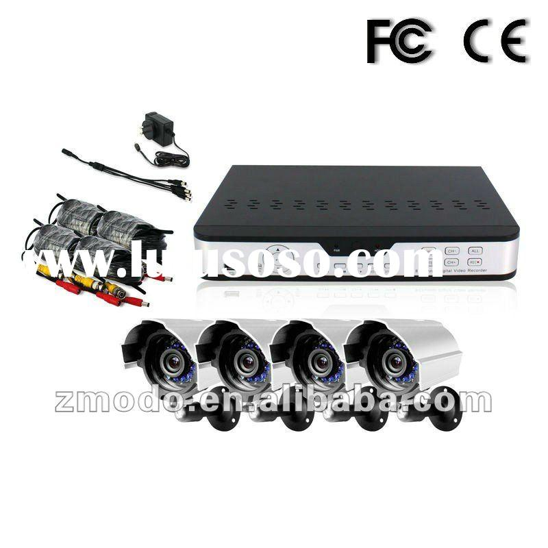ZMODO 4CH DVR CCTV Outdoor Home Security Camera System 500GB