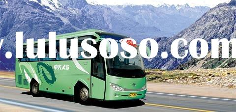 ~inter-city bus/ tourist bus/ touring bus/ travel bus/ intercity bus/omnibus/ autobus/coach bus