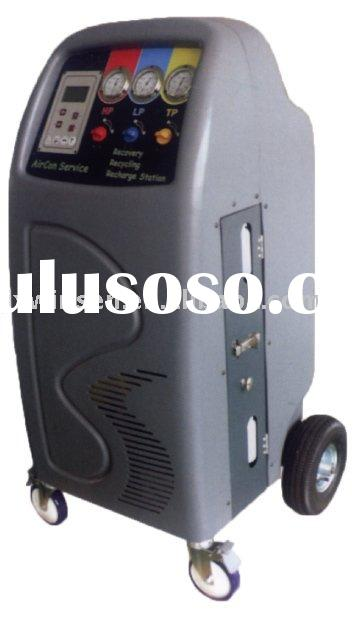 auto refrigerant recovery/recycling/recharging machine