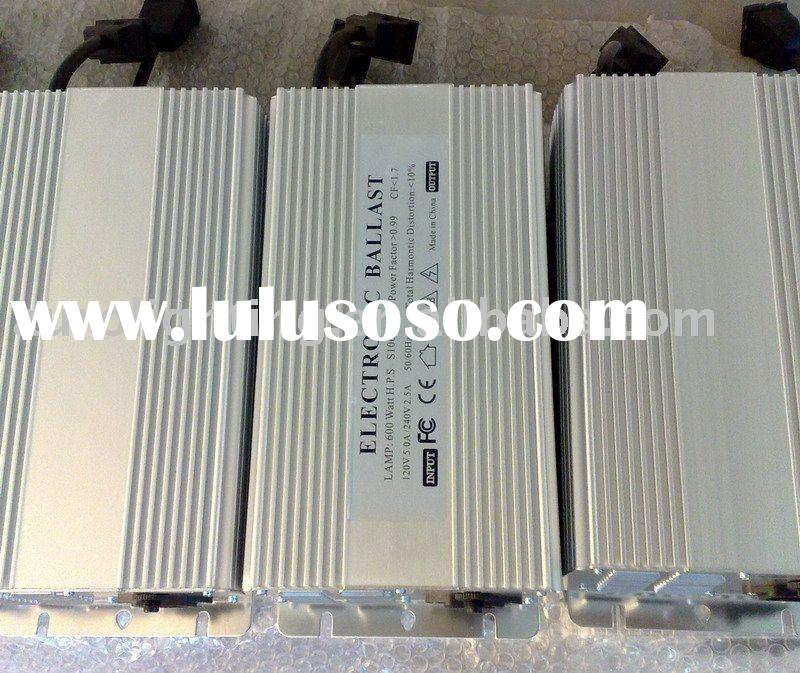 digital ballast HPS 600W