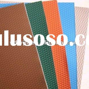 embossed color coated aluminum coil for roofing sheet