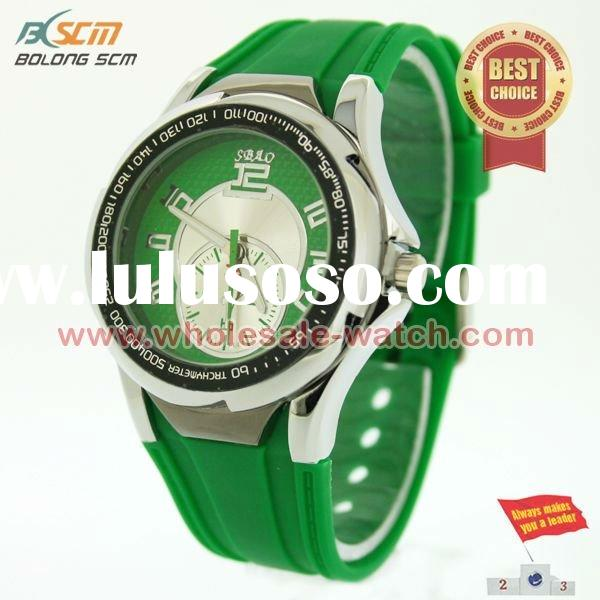 environment green ion sport watches
