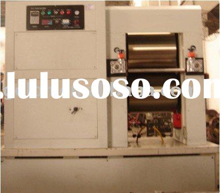hydraulic pressure calendering machine/pressing machine for lithium ion battery production ( pressin