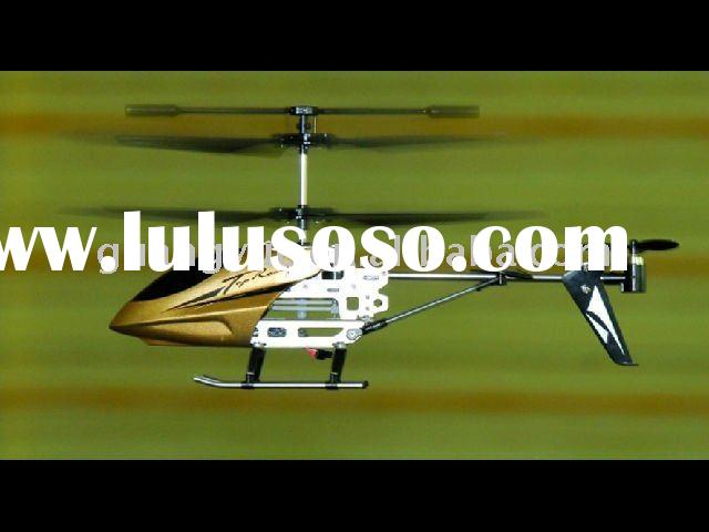 metal remote control helicopter with lighting GY92078