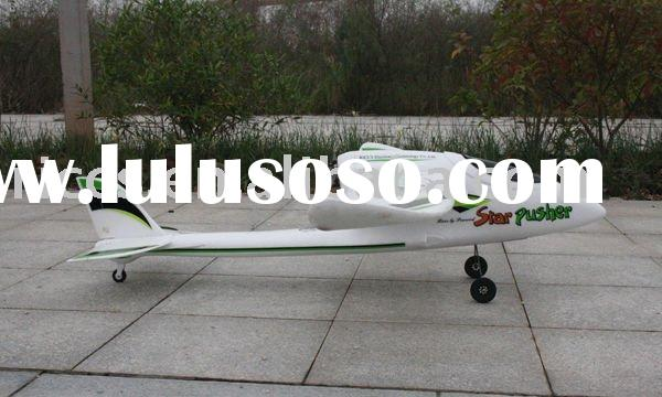 model airplane fixed wing aircraft model Skysurfer pusher star airplanes
