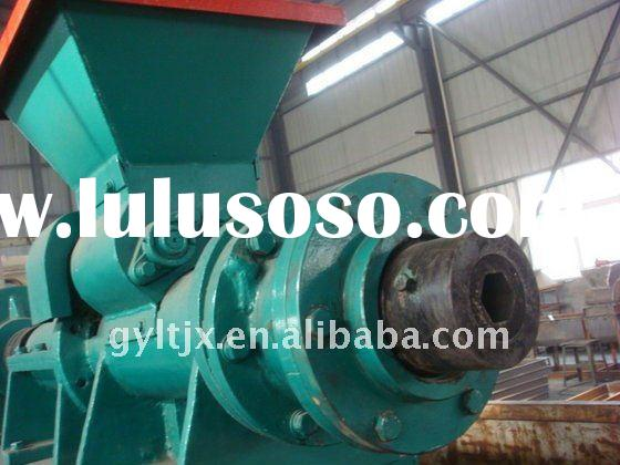 professional Briquette extruding machine for sawdust rice husk coco shell