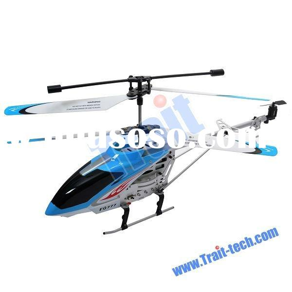 rc shark SYMA FQ777-505 3 Channel Radio-control Alloy Metal Helicopter with Gyro