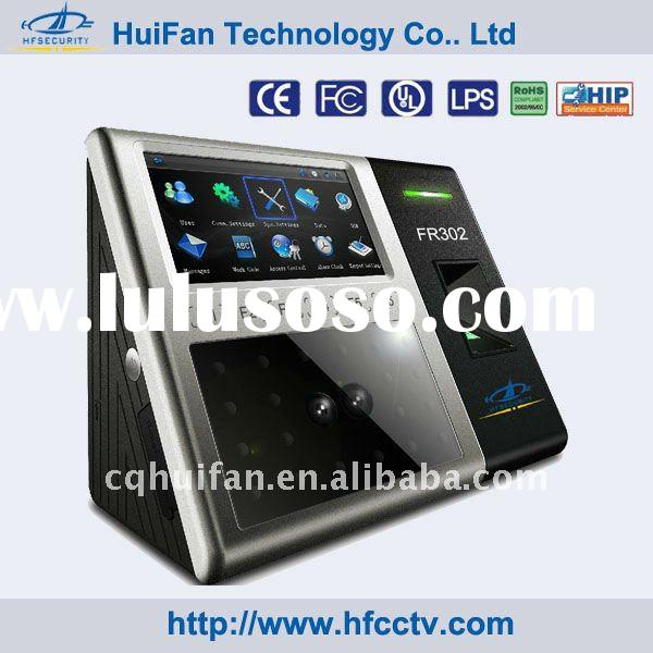 touch screen & USB biometric facial time attendance with access control HF-FR302